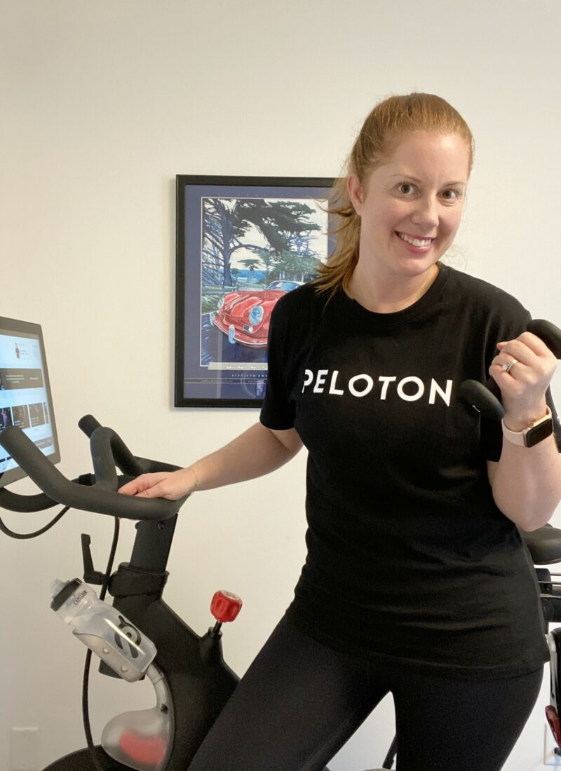 Why I'm Moving More with Peloton