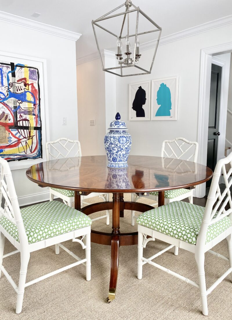 Our Home Reno: the Dining Room