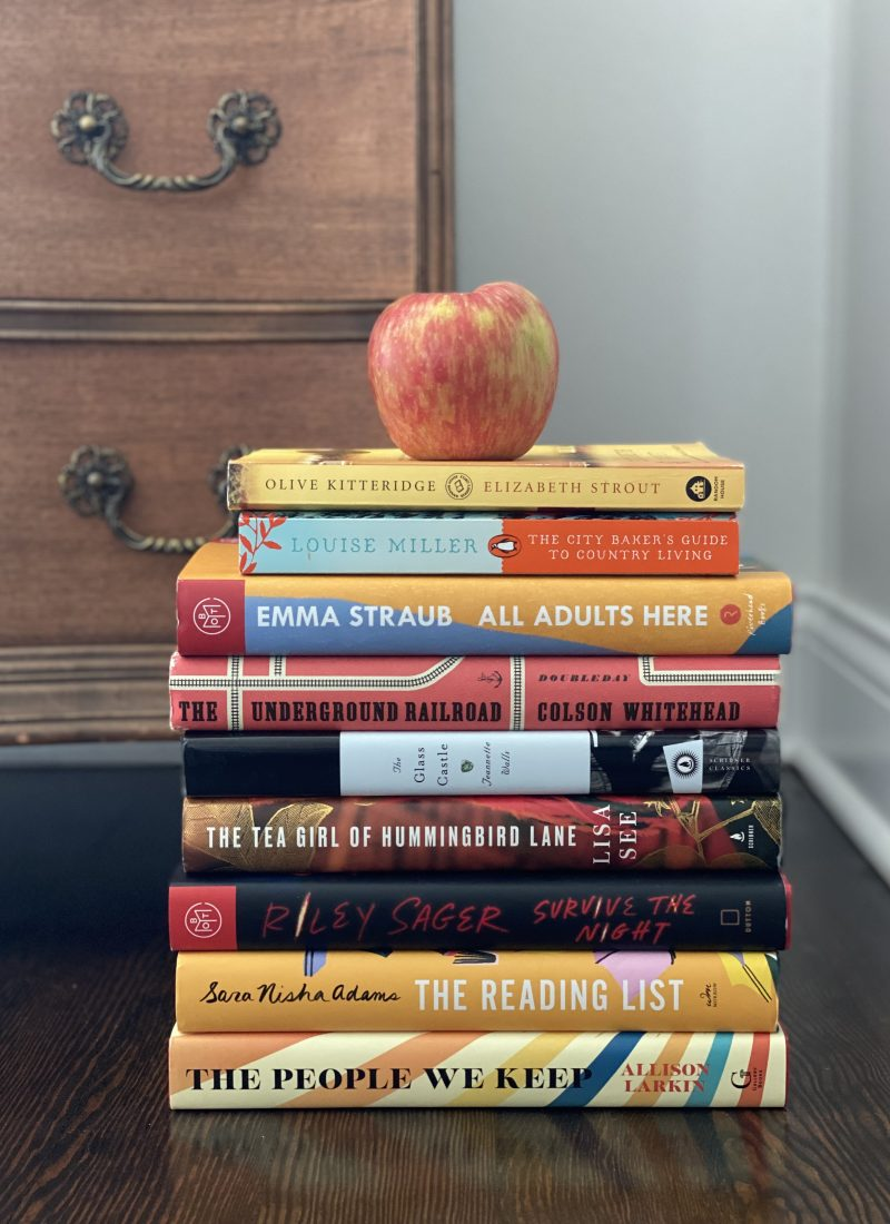 What to Add to Your Fall Reading List