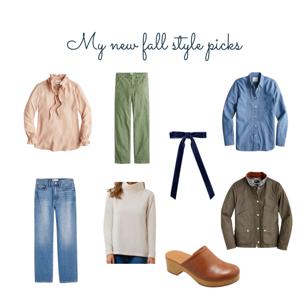Fall style round up