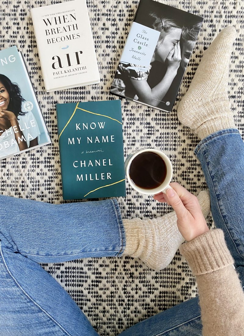 10 Memoirs I Can't Stop Thinking About